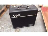 Guitar amp Vox 36w