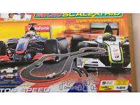 -- Micro Scalextric -- Top Speed (F1)