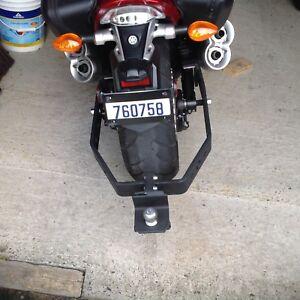 Hitch pour  moto Yamaha V-Max  1700