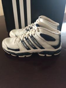 Adidas Kids Basketball shoes, size 3.5
