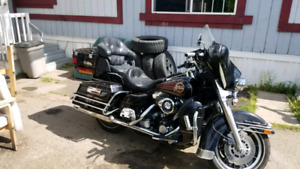 I'm selling my 1996 Harley Davidson Ultra Classic Electra Glide