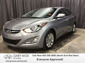 2016 Hyundai Elantra L  GREAT ON GAS!