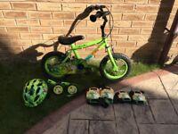 Children's Apollo Marvin Monkey Bike