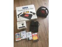 Sega Master System Plus and Extras