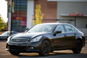 2012 Infiniti G37x - No Accidents or Damage