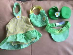 Cabbage Patch Kids Outfit