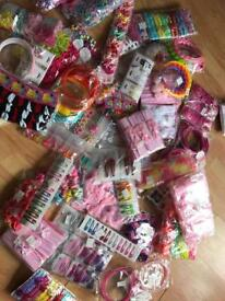 50x Premium Assorted Girls Hair Accessories NEW joblot