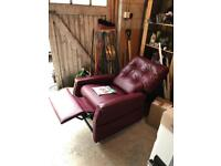 Riser recliner electric chair