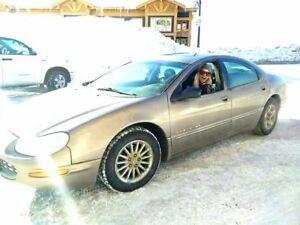 2000 Chrysler Concorde Hatchback