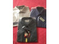Men's shirts. New in packaging 7x in total