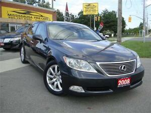 2008 Lexus LS 460,ONE LOCAL OWNER,NO ACCIDENT