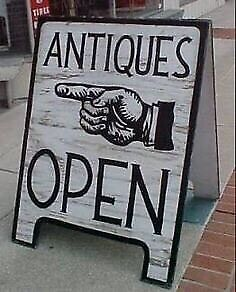 ANTIQUES TO NEW EVERYTHING HUGE STORE