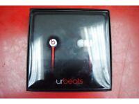 Beats UrBeats White Brand New Factory Sealed £70