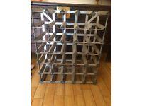 Majestic make wine rack-30 hole wine rack