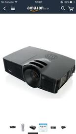 OPTIMA HD141X full HD 1080p projector