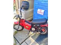 Kids electric bike, suit age 4-9, does about 10 mph fully charged. Great condition