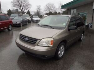 2004 Ford Freestar back-up/console package Minivan, Van