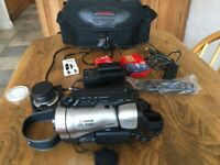 CANON UC-X45 CAMCORDER and accessories