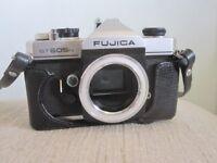 Fujica ST605N 35mm SLR film camera