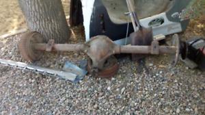 Gm 12 bolt truck diff 3.73 posi