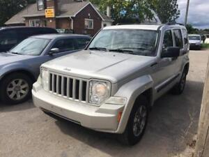 2008 Jeep Liberty LIMITED 4x4 SUV, Crossover