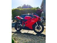 Ducati 848, 13k FSH incl recent belts