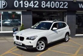 2013 13 BMW X1 2.0 XDRIVE20I SE 5D 181 BHP 6SP 5DR 3WD ESTATE, 27-000M FSH.
