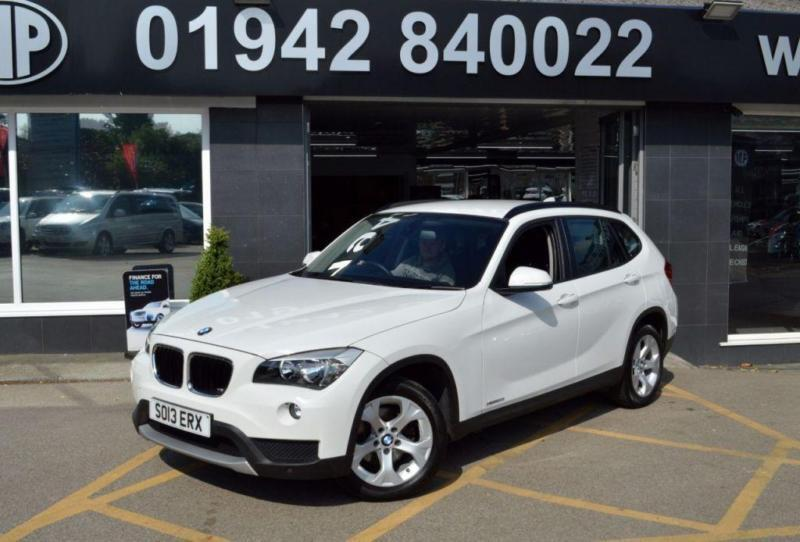 2013 13 BMW X1 2.0 XDRIVE20I SE 5D 181 BHP 6SP 5DR 3WD ESTATE, 27-000M FSH.