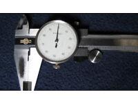 KERN imperial vernier / caliper dial gauge