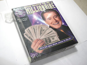 Who Wants To Be A Millionaire (PC Game) (CD-ROM) (1999)