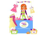 Mum2mum Market Baby & Children's Nearly New Sale Ipswich - 17th September 2pm-4pm
