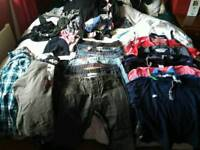 Mens XL and XXL clothing.