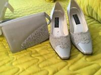 Russell and Bromley shoes size 7