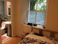 July 24 to 28.. Double room with private bathroom in city centre available