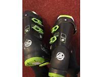 Lange sx120 race boots