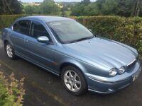 Jaguar X Type, V6, 63,000 miles