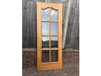Internal Oak Door see photo for sizes