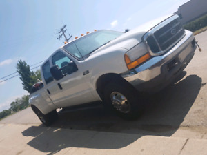 2001 ford 7.3 dually