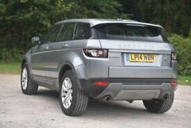 Land Rover Range Rover Evoque SD4 PURE TECH (grey) 2014-07-30