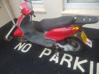 Piaggio fly 100 need gone aspa best offer takes it