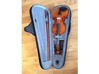 Stagg 1/2 Violin with Soft Case, Bow and Rosin