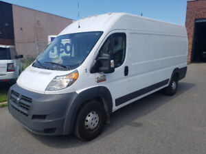 Promaster 3500 high roof