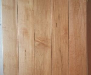 Maple Hardwood flooring (used)