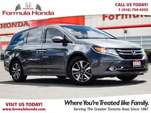 2017 Honda Odyssey TOURING   TOP OF LINE   DEMO - Only 3307 KM