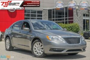 2012 Chrysler 200 LX | ONLY $88.00 B/W + HST & LIC. *O.A.C