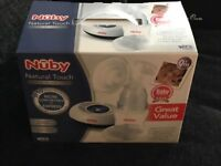 Nuby Electric Breast pump - open to offers!