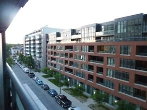 Bright & Spacious 2 Bedroom 610Sf Unit. With Parking & Locker