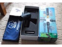 AKG D550 Bass Kick Microphone