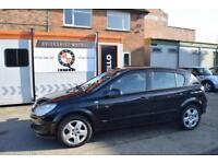 2008 Vauxhall/Opel Astra 1.7CDTi 16v Breeze Manual Black