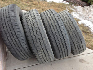 4 all season tires, great condition
